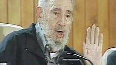 Ex-líder cubano defendeu a saída do presidente egípcio após 30 anos no poder