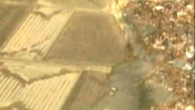 Imagens mostram poder de devastação da onda gigante provocada logo após terremoto no Japão