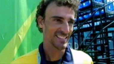 Emanuel diz que para em dois anos, mas tem o sonho de disputar a Olímpiada no Rio de Janeiro, em 2016
