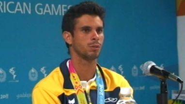Tenista brasileiro não culpa arbitragem, e diz que erros não foram unilaterais