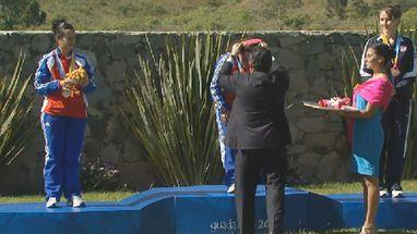 Cubanas Dianelys Perez e Eglys de La Cruz levaram o ouro e a prata; bronze ficou com a americana Sarah Beard