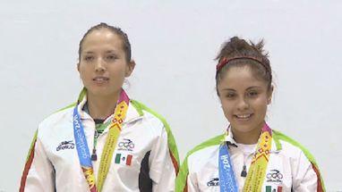 Longoria/Salas levaram o ouro; Rajsich y Ruíz (EUA) ficaram com a prata e o bronze foi para CHI e ECU