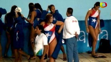 Algumas atletas dos EUA, Venezuela e Porto Rico estão visivelmente acima do peso no Pan