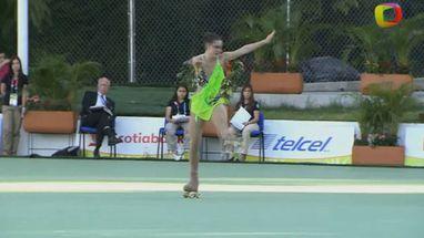 Elizabeth Soler (ARG) foi a melhor e levou o ouro; prata foi para Marisol Villarroel (CHI) e o bronze para Talitha Haas (BRA)