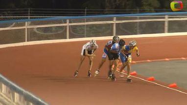 Kelly Martinez conquistou o ouro; a prata foi para Melisa Bonnet (ARG) e o bronze para Catherine Peñan (CHI)