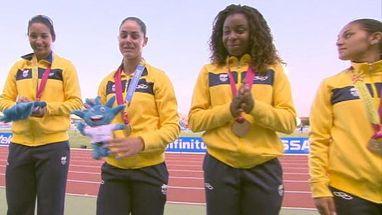 Brasileiras do atletismo foram responsáveis por mais um ouro ao país