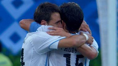 Com gols só no segundo tempo, Uruguai vence Costa Rica por 2 a 1 e leva bronze no futebol masculino