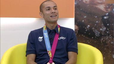 Medalha de bronze no Pan, atleta revela que passou fome para atingir o peso necessário e lutar na categoria até 58kg