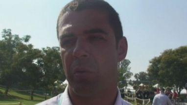 Cavaleiro brasileiro diz que chances de medalha eram pequenas para arriscar