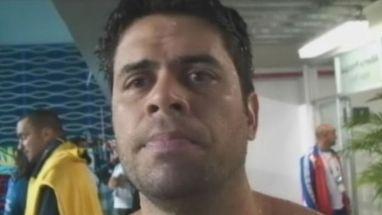Marcelo Chagas foi um dos destaques na vitória por 14 a 7 sobre Cuba que garantiu o bronze da equipe no Pan