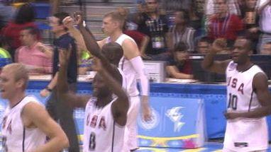 Estados Unidos vencem República Dominicana e ficam com o bronze no Pan