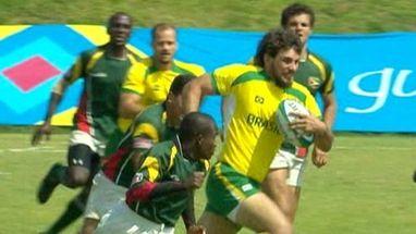 Seleção Brasileira vence Guiana e conquista sétimo lugar do rúgbi