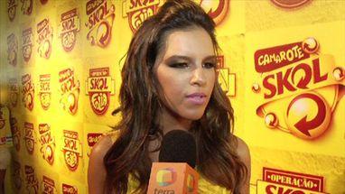 Ao lado do namorado, Di Ferrero, Mariana Rios revela que prefere curtir carnaval de casal