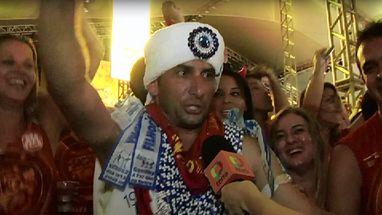 No camarote da Skol Ziriguidum já é a música do carnaval de Salvador