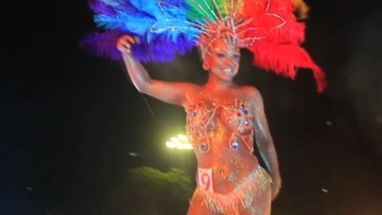 Carnaval de Florianópolis tem concurso de beleza gay